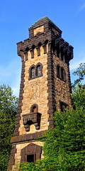 Historische Bismarck-Turm in MÜLHEIM a.d. Ruhr