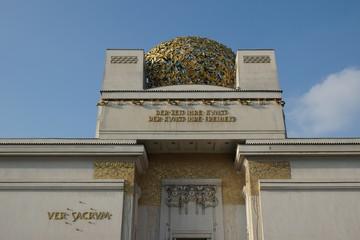 Wiener Secessionsgebäude, Querformat