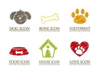 pets icons