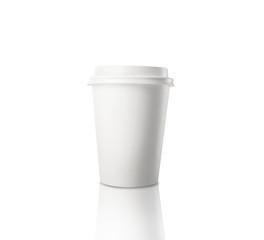 disposable mug