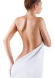 Fototapety Woman's body