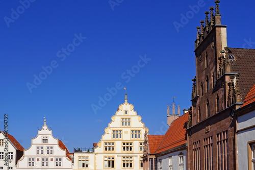 Historische Altstadt von LEMGO ( Westfalen )