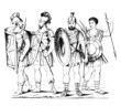 Roman Soldiers - Antiquity
