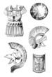 Militaria : Greece & Rome - Antiquity