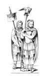2 Roman Soldiers - Antiquity
