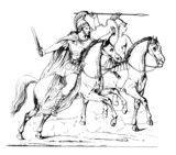 Militaria : Greek Riders - Antiquity