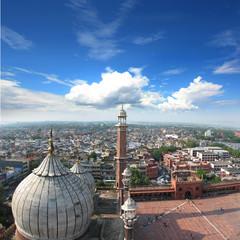 Inde - Mosquée Jama Masjid à Delhi