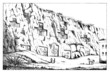 Antique Persepolis - Royal Necropolis