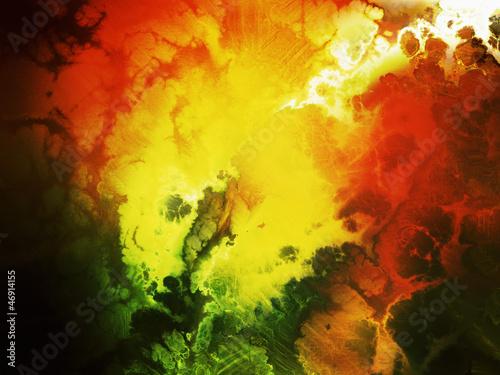 Fototapeten,wasserfarben,malerei,surreal,wilde