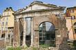 Portico d'Ottavia - Rome Italy