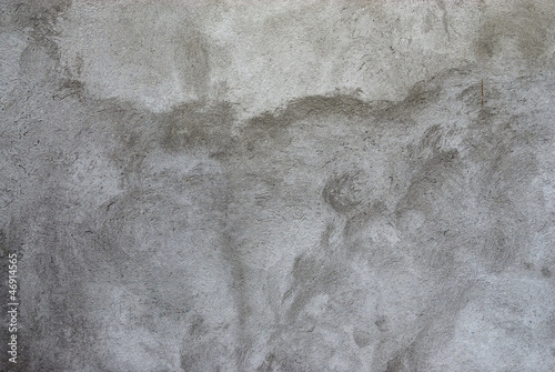 Texture of new plaster wall