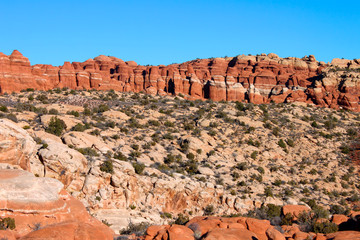 Arches National Park Scenery
