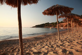 Sunset at Ag Paraskevi beach, Skaithos