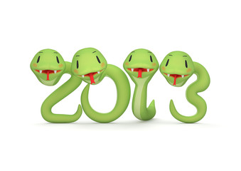 New Year of the Snake