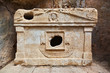 Old tomb at Olympos in Turkey