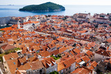 Dubrovnik, UNESCO World Heritage Site, Croatia, Europe