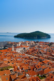 Cityscape of Dubrovnik, Croatia, Europe