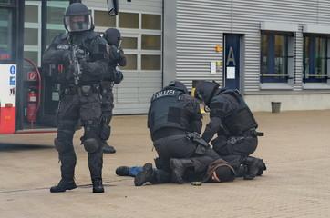 MEK SEK Sondereinheit Spezialeinheit Polizei Hamburg