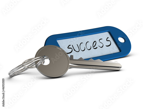 key of success background