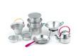 Minimizes size toys tin for kid isolated