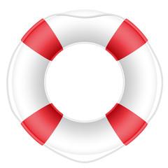 lifebuoy vector illustration