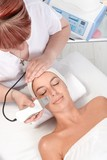 Skin rejuvenating treatment poster