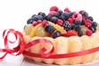 fruit charlotte