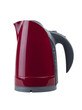 Electric kettle isolated on white background (clipping path )