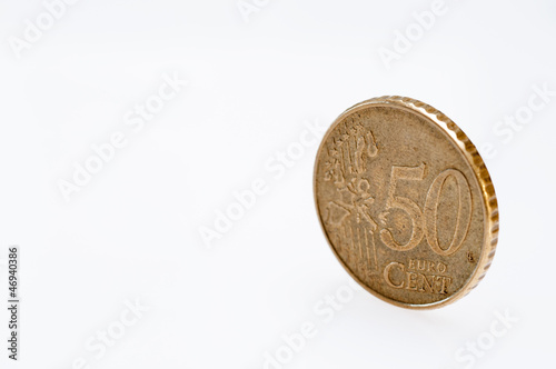 Coin of 50 cents