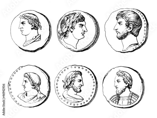 Rome Antiquity : Coins/Medals