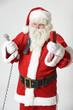 Weihnachtsmann ist überfordert