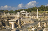 Ancient Roman excavations in Israel