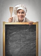 Chef Blackboard