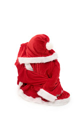 Santa Clause ist beleidigt