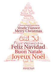 Carte Voeux Joyeux Noel