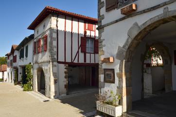 Au village  La Bastide-Clairence