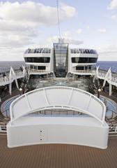Cover cruise ship