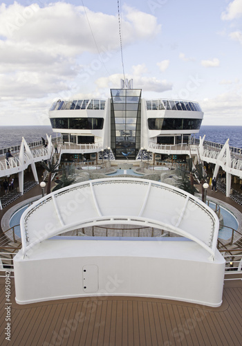 Cover cruise ship