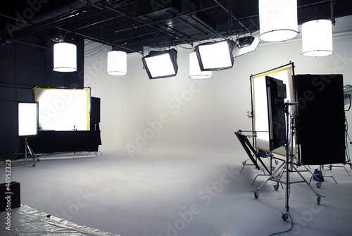 interior photo studio - 46952323