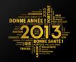2013 bonne année