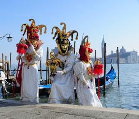 Carnival of Venice - Italy