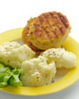 Mashed Potato and Cutlets