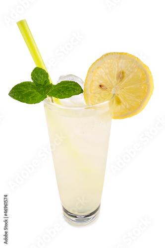vodka lemon II Canvas
