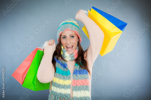 winter shopping