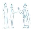 communion prêtre adultes
