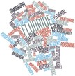 Word cloud for Fluoride