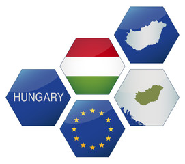 Vector Iconset *** EU Hungary