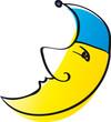 Mond - Schlaflied - einschlafen