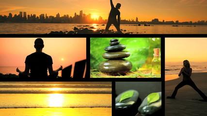 Montage Aromatherapy Sunrise Yoga Fitness