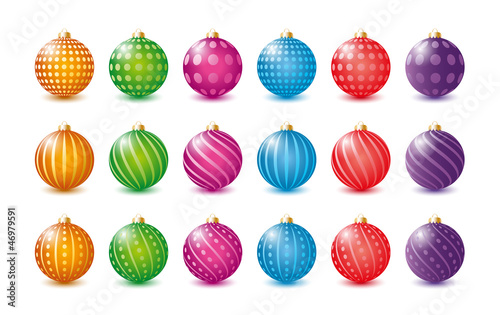 Boules de Noël-1